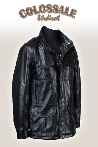 Ákos  2 Leather jackets for Men preview image