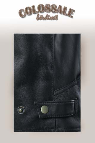 Dávid  3 Leather jackets for Men preview image