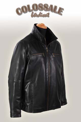 Eddy  2 Leather jackets for Men preview image