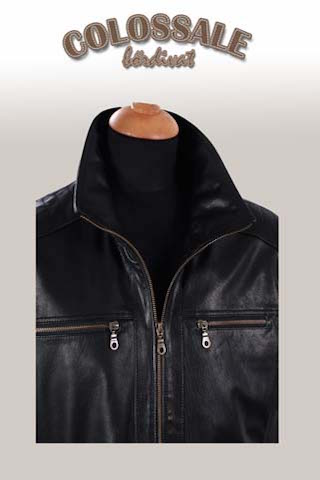 Eddy  4 Leather jackets for Men preview image