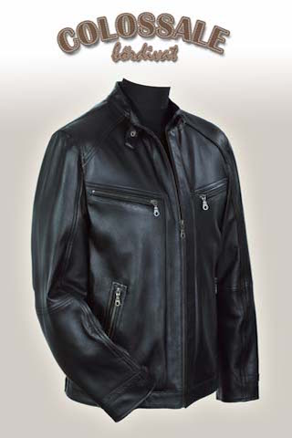 John  2 Leather jackets for Men preview image