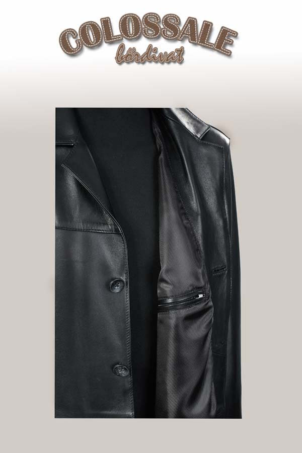 Zakó  4 Leather jackets for Men preview image