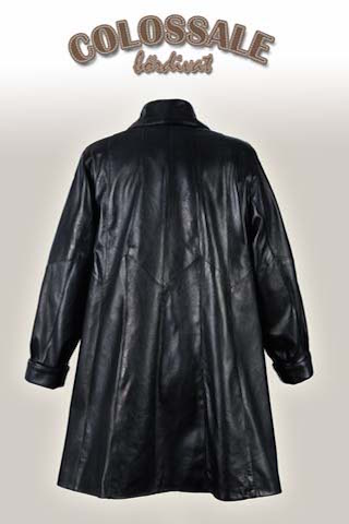 Csilla  1 Leather jackets for Women preview image