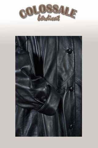 Csilla  4 Leather jackets for Women preview image