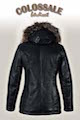 Éva  Leather jackets for Women thumbnail image