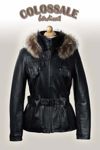 Liza  0 Leather jackets for Women preview image