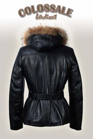 Liza  1 Leather jackets for Women preview image