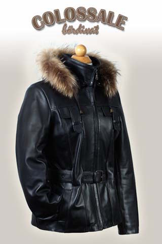 Liza  2 Leather jackets for Women preview image