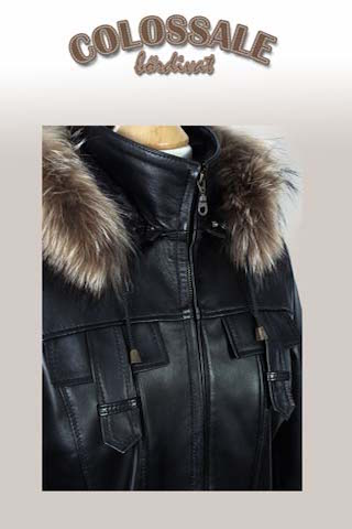 Liza  3 Leather jackets for Women preview image