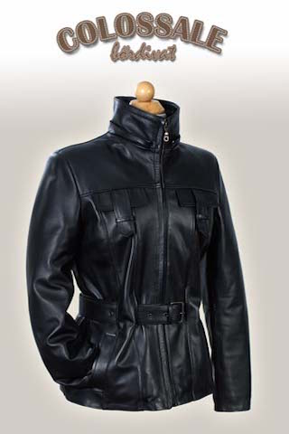 Liza  4 Leather jackets for Women preview image