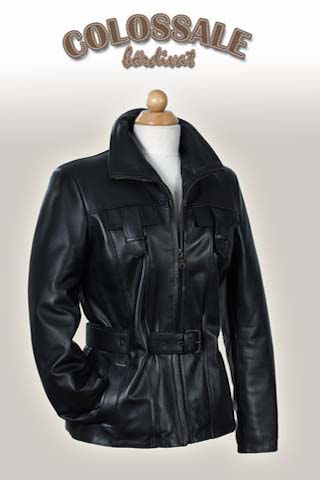 Liza  5 Leather jackets for Women preview image