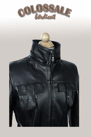 Liza  6 Leather jackets for Women preview image
