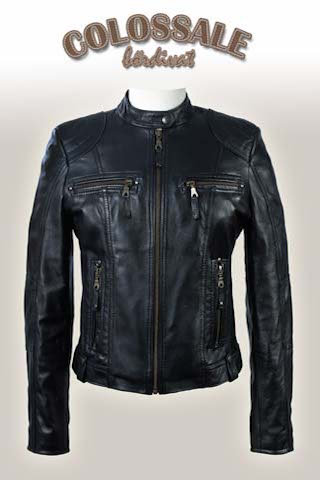 Melani  0 Leather jackets for Women preview image