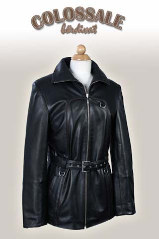 Sara  3 Leather jackets for Women preview image