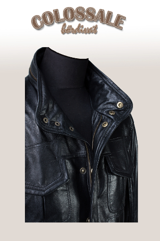 Ákos  3 Leather jackets for Men preview image