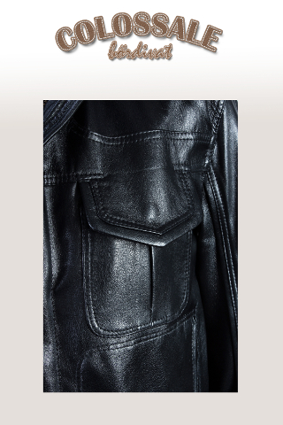 Ákos  4 Leather jackets for Men preview image