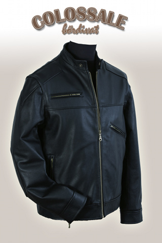 Alex  2 Leather jackets for Men preview image