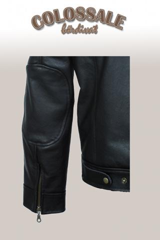 Alex  3 Férfi bőrkabátok preview image