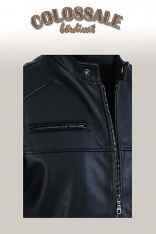 Alex  4 Leather jackets for Men preview image