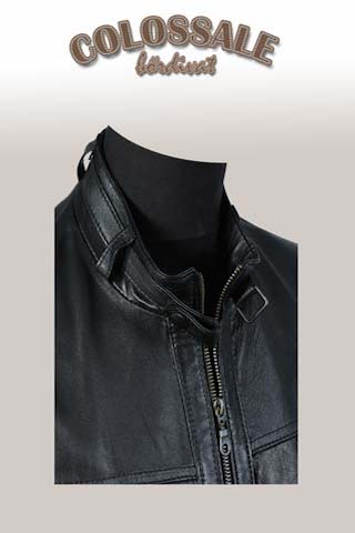 Attila  4 Leather jackets for Men preview image