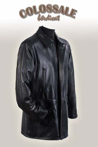 Bence  2 Leather jackets for Men preview image