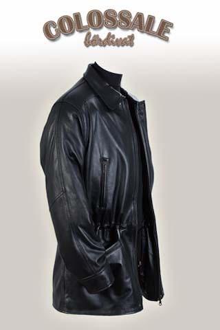 Bence  3 Férfi bőrkabátok preview image