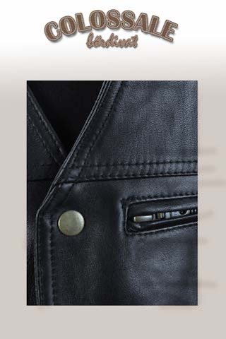 Dávid  4 Leather jackets for Men preview image