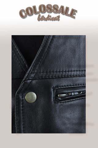 Dávid  4 Férfi bőrkabátok preview image