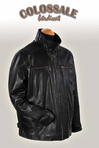 Eddy  3 Leather jackets for Men preview image