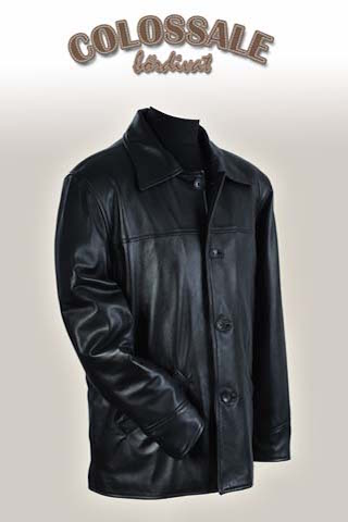 Fred  1 Leather jackets for Men preview image