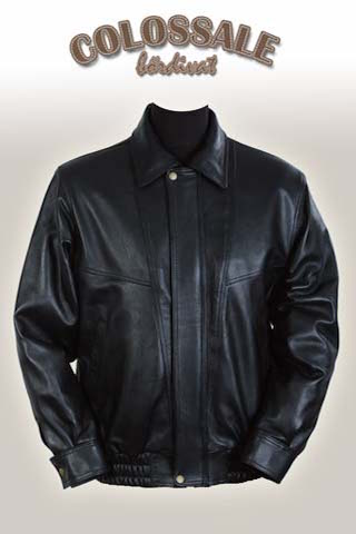 Giorgio  0 Leather jackets for Men preview image