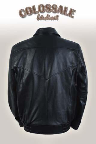 Giorgio  1 Férfi bőrkabátok preview image