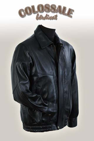 Giorgio  2 Leather jackets for Men preview image