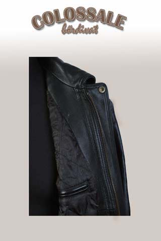 Giorgio  5 Férfi bőrkabátok preview image