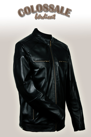 James  2 Leather jackets for Men preview image