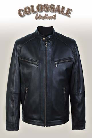 John  0 Leather jackets for Men preview image