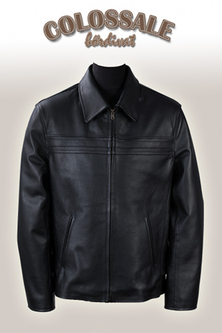 Leon  0 Leather jackets for Men preview image
