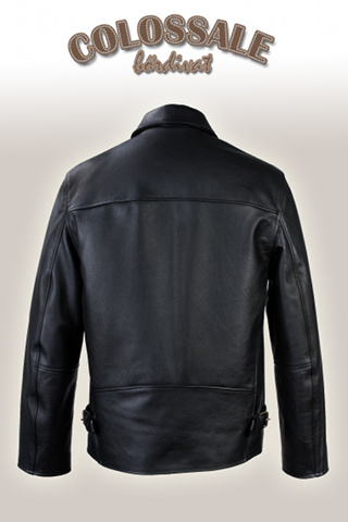 Leon  1 Leather jackets for Men preview image