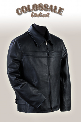 Leon  2 Leather jackets for Men preview image