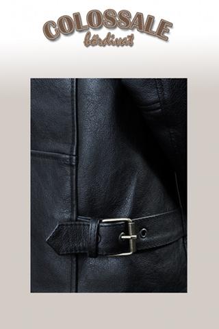 Leon  4 Férfi bőrkabátok preview image