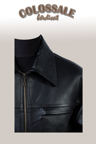 Luis  3 Leather jackets for Men preview image