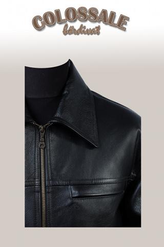 Luis  3 Férfi bőrkabátok preview image