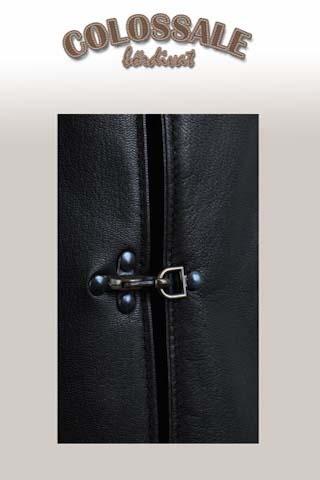 Motoros bőrmellény  3 Leather jackets for Men preview image