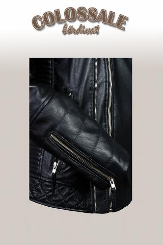 Oliver  3 Férfi bőrkabátok preview image