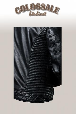 Oliver  4 Férfi bőrkabátok preview image