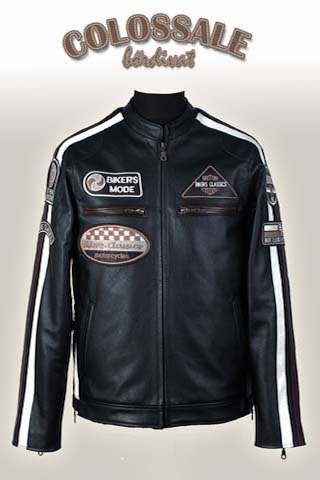 Rossi  0 Leather jackets for Men preview image