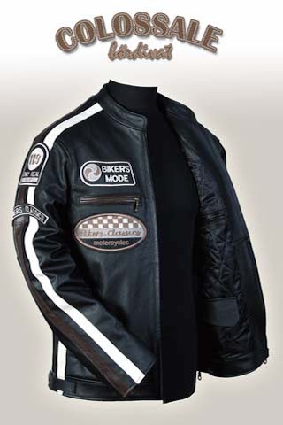 Rossi  2 Leather jackets for Men preview image