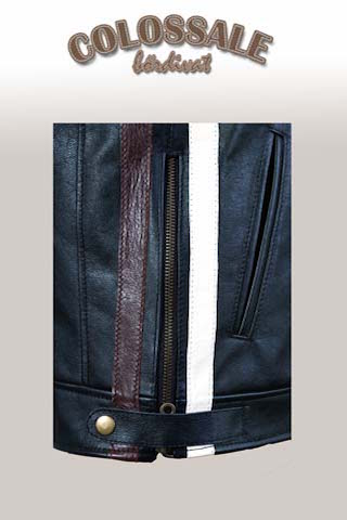 Rossi  3 Leather jackets for Men preview image