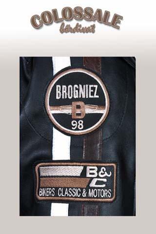 Rossi  5 Férfi bőrkabátok preview image