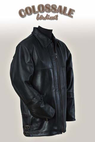Williams  2 Leather jackets for Men preview image